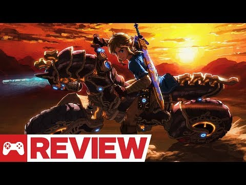 Download Youtube: The Legend of Zelda: Breath of the Wild - The Champions' Ballad DLC Review