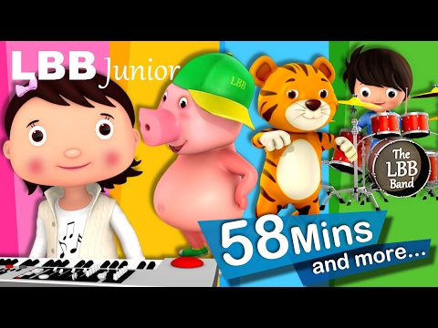 Sing And Dance With Us | And Lots More Original Songs | From LBB Junior!