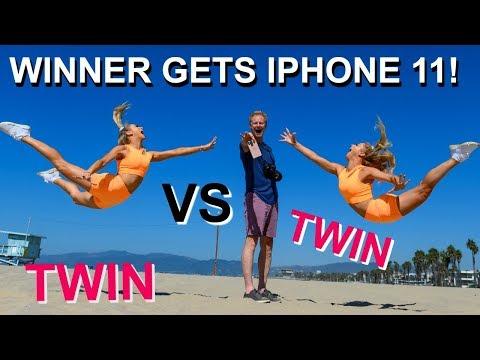 We PRANKED Jordan Matter in ABC CHALLENGE! (TWIN SWAP) - The Rybka Twins