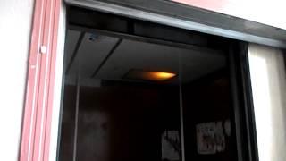 Проверка лифтов на Ельнинской 5 после ремонта(В видео у CzasowAnton в последние дни был неисправен, видео неисправности у него в канале, слышал что сломался..., 2013-12-24T16:08:00.000Z)