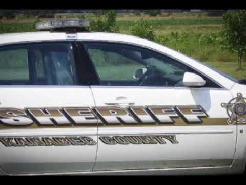 Highway 65 and Highway 70, Brunswick Twp, Kanabec County 02/16/2018 21:25 Accident Van vs Tree