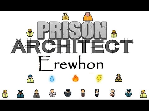 Prison Architech pt 106 - Actual Legal Bullshit