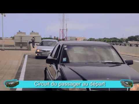 L'aérogare de Lomé Togo