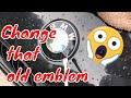 BMW E90 E92 E46 E36 E60 82mm Hood Emblem/Logo Replacement HOW TO | EASY
