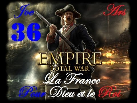 Empire total war Darth Mod : La France 36