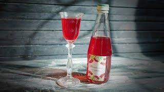 Домашний клюквенный ликер на водке (самогоне) - рецепт