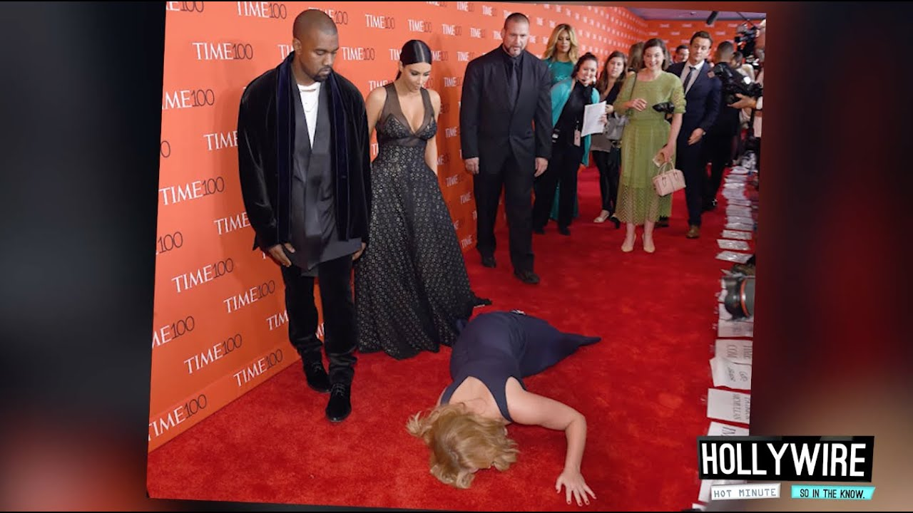Top 6 MOST AWKWARD Red Carpet Moments     Hollywire   YouTube YouTube Premium