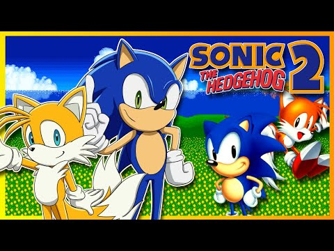 SONIC IS SICK BUT READY TO PLAY!! Sonic Plays Sonic The Hedgehog 2  
