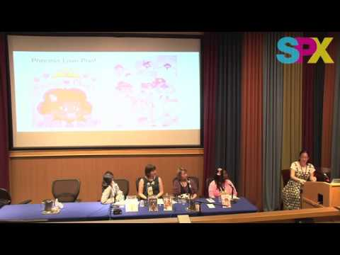 SPX 2016 Panel - American Magical Girls