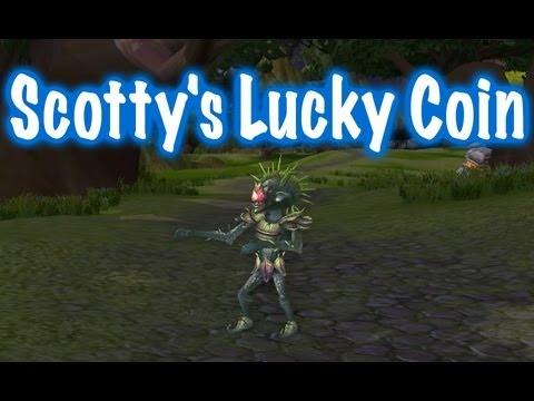 lucky coin wow