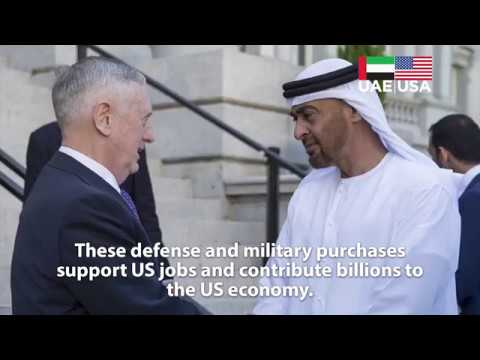 The UAE's Deepening Military Partnership with the US