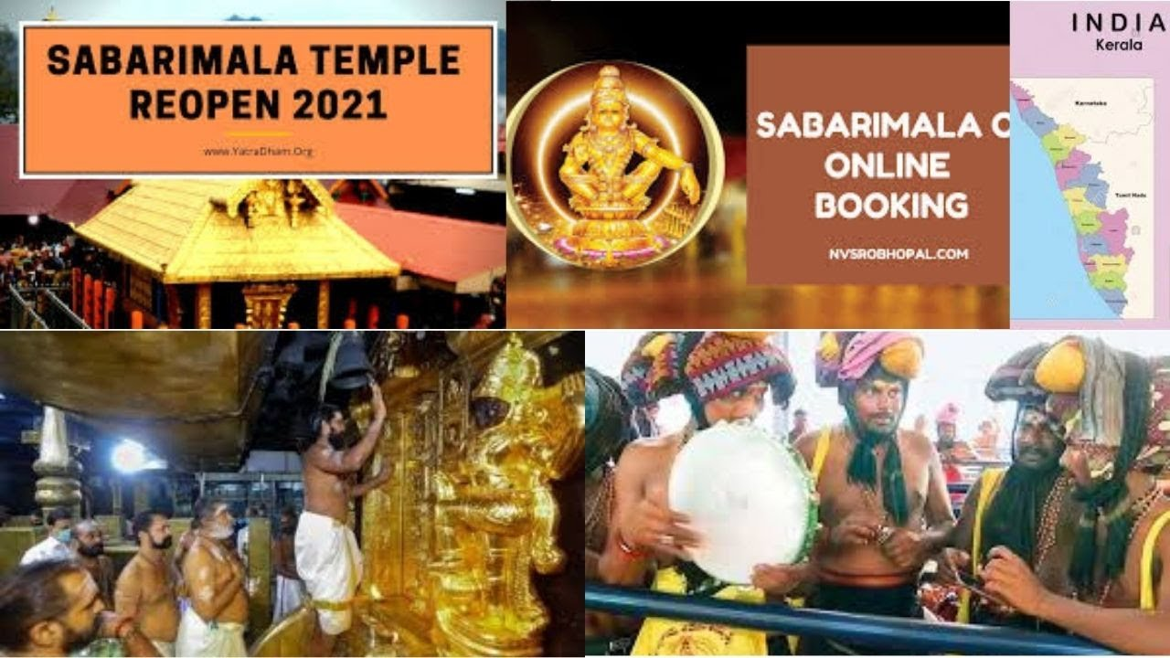 Sabarimala Temple to open on Sept 17; booking opens
