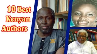 Famous Authors From Kenya