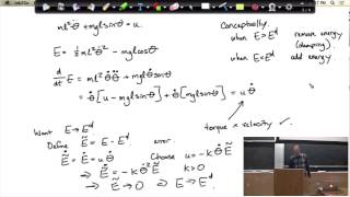 Lecture 06 for MÏT 6.832 (Underactuated Robotics)