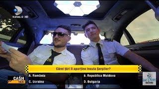 Cash Taxi (01.10.2018) - Carei tari ii apartine Insula Serpilor? Partea 1