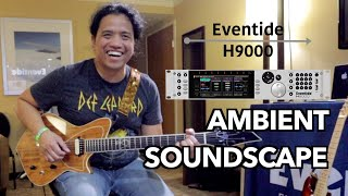 Ambient Soundscape with Eventide H9000 | 2019 LA Amp Show