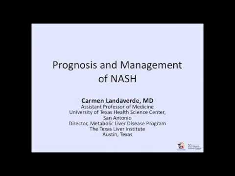 NASH (non-alcoholic steatohepatitis) information, diagnostics and treatment