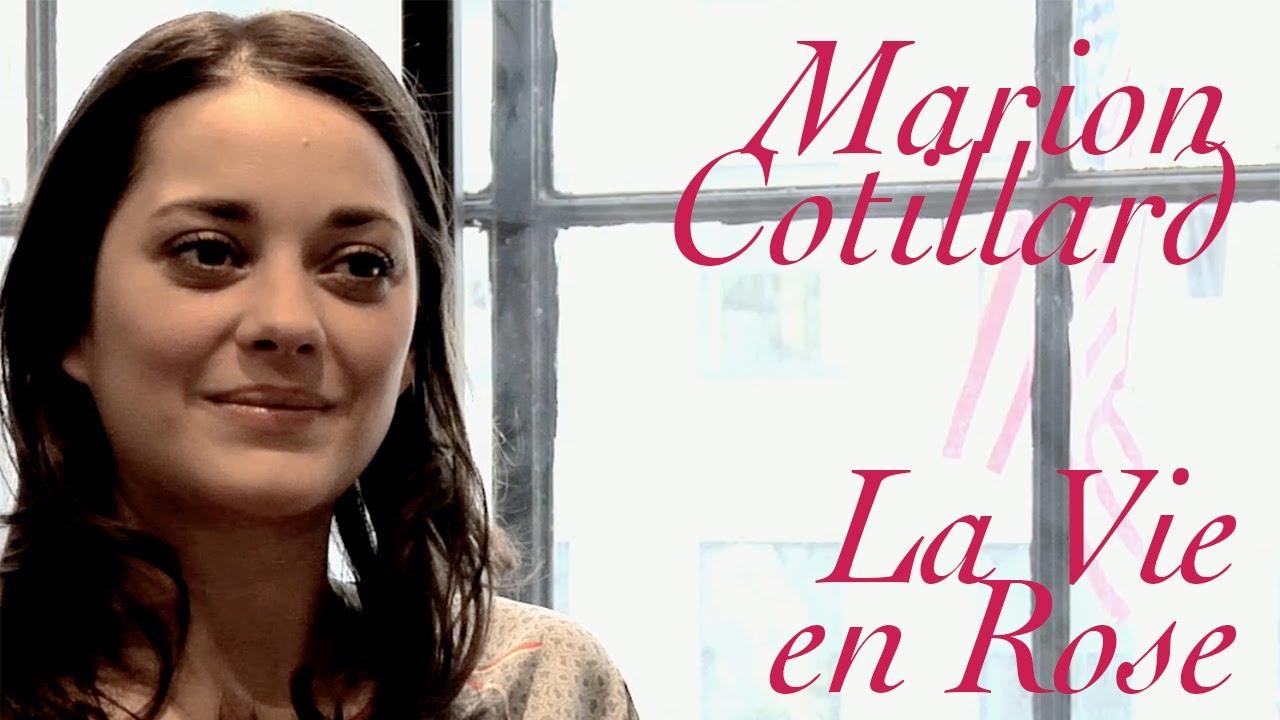 Dp 30 Marion Cotillard La Vie En Rose 2007