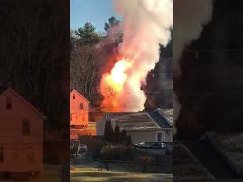 Holyoke Transformer fire causes widespread power outage