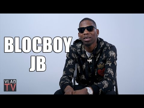BlocBoy JB on Beating Uzi in Dance Battle, Thinks He Could Beat Chris Brown (Part 6)
