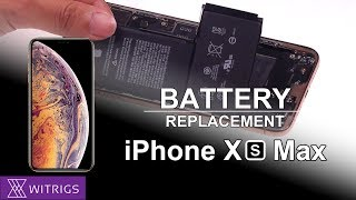 iPhone XS Max Battery Replacement