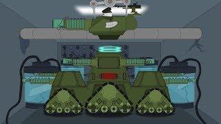 Ремонт і модернізація КВ-44. Створення монстра КВ-45 ''Термінатор'' - Мультики про танки