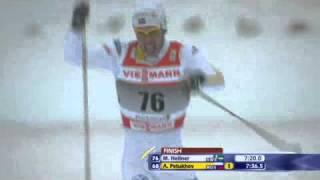 Marcus Hellner Vann Tour de Ski- prologen