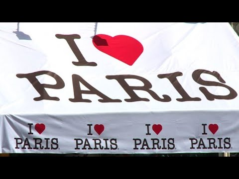 Mixed feelings in Paris after 2024 Olympics win