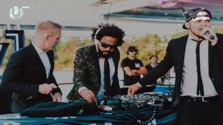 MAJOR LAZER FULLSET LIVE ULTRA 2017