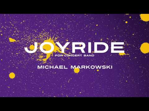 """joyRiDE"" by Michael Markowski"
