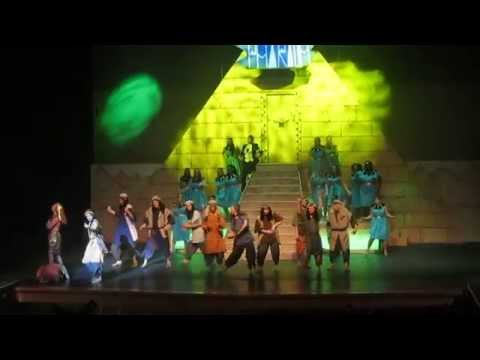 Benjamin Calypso from Joseph And The Amazing Technicolor Dreamcoat