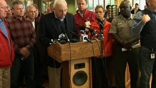 TN Mayor: Cant Describe Feelings Over Tragedy