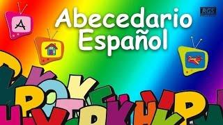 El ABECEDARIO en español para niños y Las VOCALES canción infantil