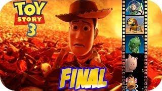 Toy Story 3 (El video juego) NINTENDO WII PARTE 7 EL FINAL