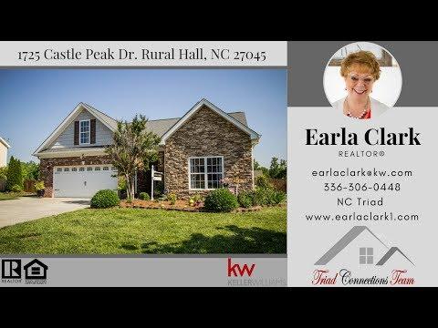 1725 Castle Peak Drive, Rural Hall, NC 27045