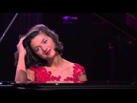 Khatia Buniatishvili - Live at iTunes Festival 30/09/2014
