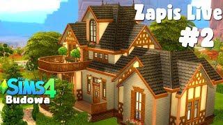 ZAPIS LIVE  The Sims 4 - NOCNY LIVE - COŚ BUDUJEMY. NIE PYTAJCIE CO, PO PROSTU BUDUJEMY 2 #2