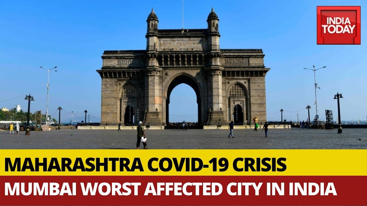 COVID-19 Scare: Mumbai Worst-Affected City In Maharashtra With Over 1146 Cases