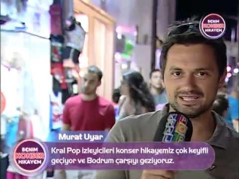 Dj Murat Uyar Bir Konser Hikayesi Kral Pop Tv ( Bodrum)