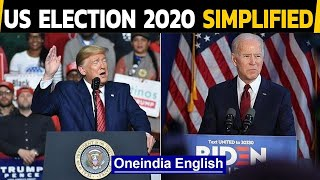 US polls 2020 SIMPLIFIED: Dates, candidates, Trump's term & more | Oneindia News