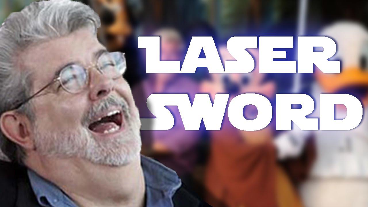 Lasersword Youtube