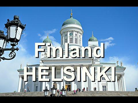 HELSINKI - Finland  [HD]
