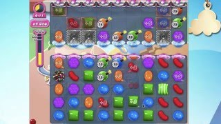 Candy Crush Saga Level 1602  No Booster