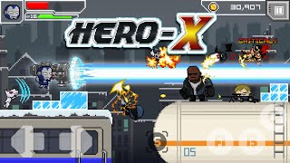 #4 HERO-X Gameplay | Free Download