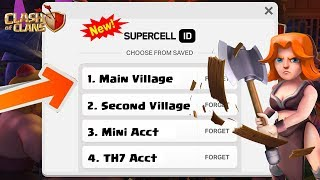 Clash of Clans MUST ADD These Supercell ID Features!   CoC New Supercell ID Update