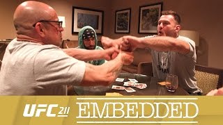 UFC 211 Embedded: Vlog Series - Episode 4