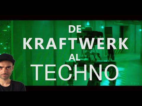 De KRAFTWERK al TECHNO. Cómo se sentaron las bases del Techno