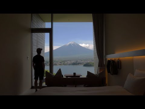 Hoshinoya Fuji: The Hotel with the Perfect View of Mount Fuji (星のや富士)