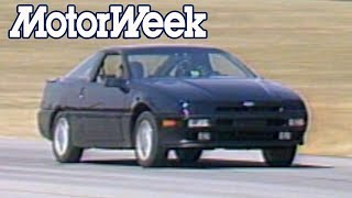 1989 Ford Probe GT | Retro Review