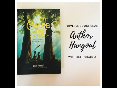 DBC February 2018 Author Hangout with Beth Vrabel